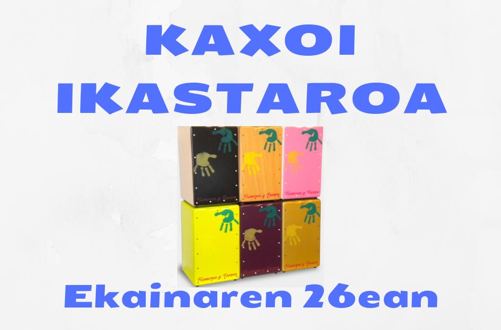 KAXOI IKASTAROA